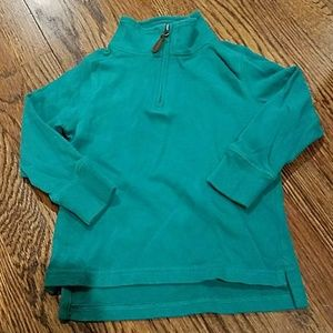 Size 3 Crew Cuts Half Zip Sweater